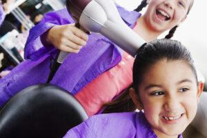 Children's hair dryer
