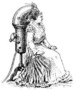 Hair Dryer History