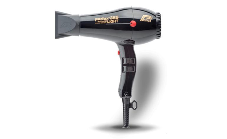 Parlux 385 light hair dryer