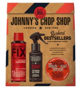Johnny's Chop Shop Men's Gift Set