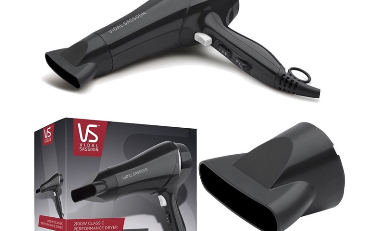 Vidal-Sassoon-classic-hair-dryer