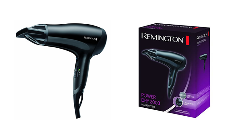 remington-D3010 Powerdry hair dryer