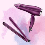 Babyliss Violet hairstyling mothers day gifts