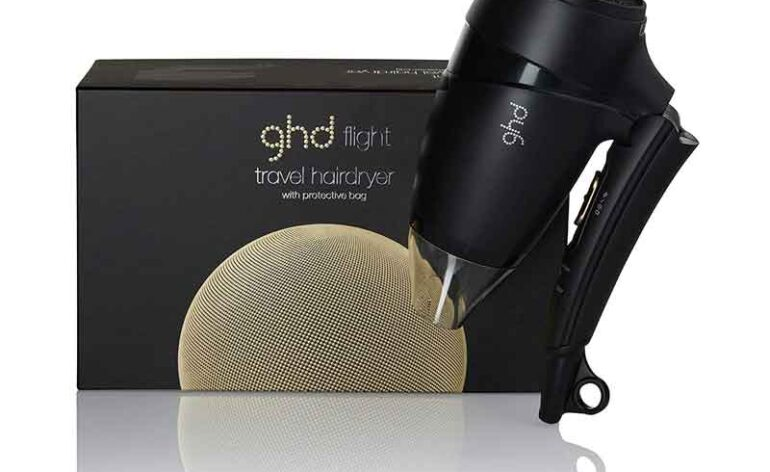 GHD-Flight-Travel-Hair-dryer-review