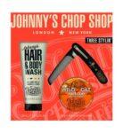 Johnny's-Chop-Shop Three Stylin' Gift Set