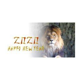 Happy-New-Year-2020-Lion-mane